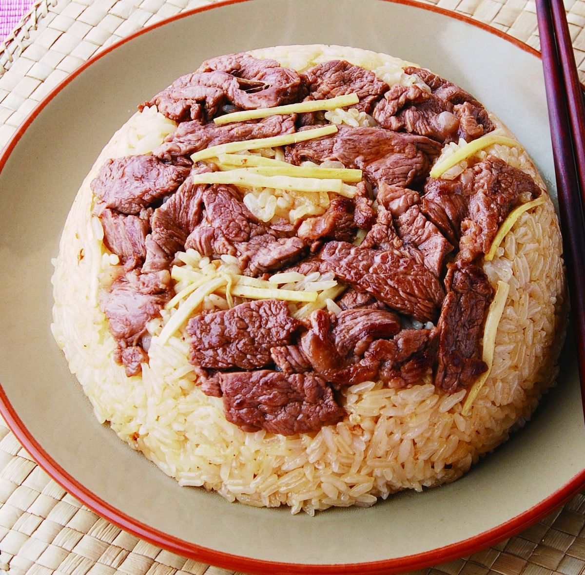 食譜:羊肉米糕