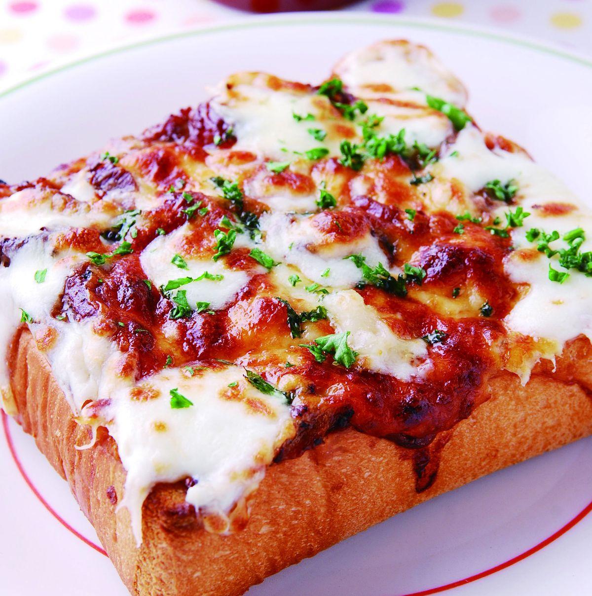 食譜:黑胡椒牛肉披薩(1)