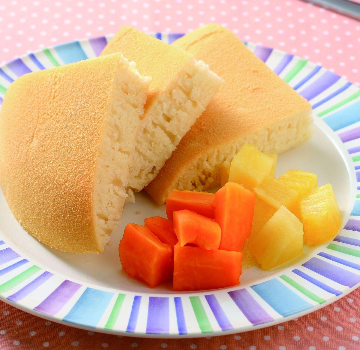食譜:水果鬆餅(1)