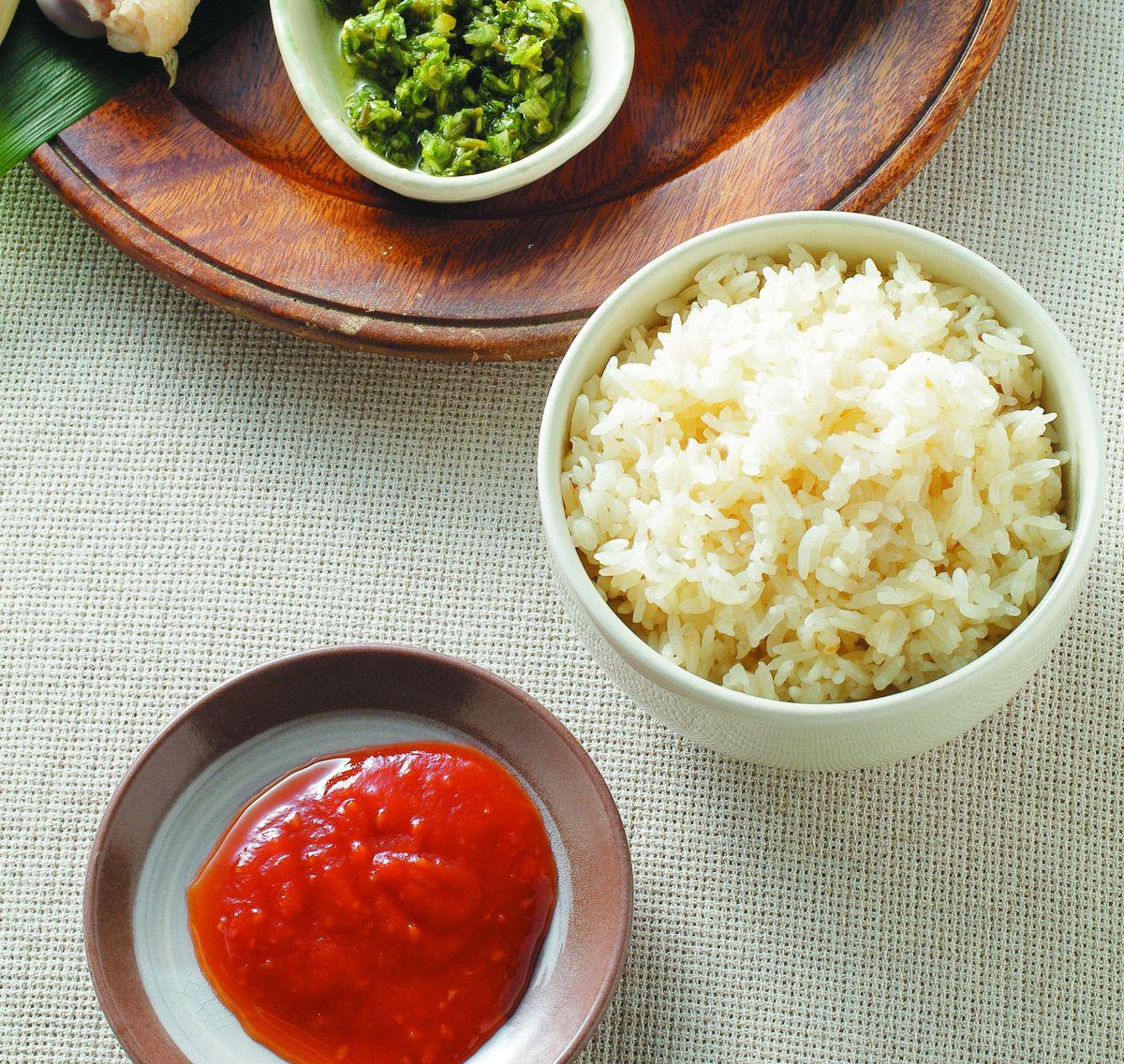 食譜:海南雞飯(4)