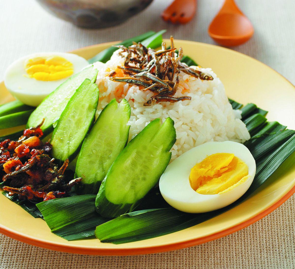 食譜:椰漿飯(1)
