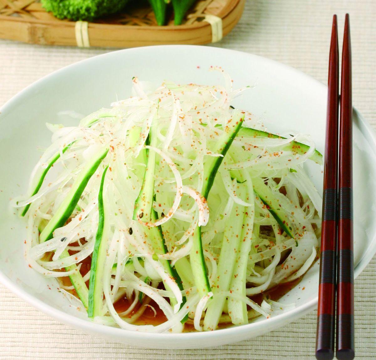 食譜:涼拌七味洋蔥