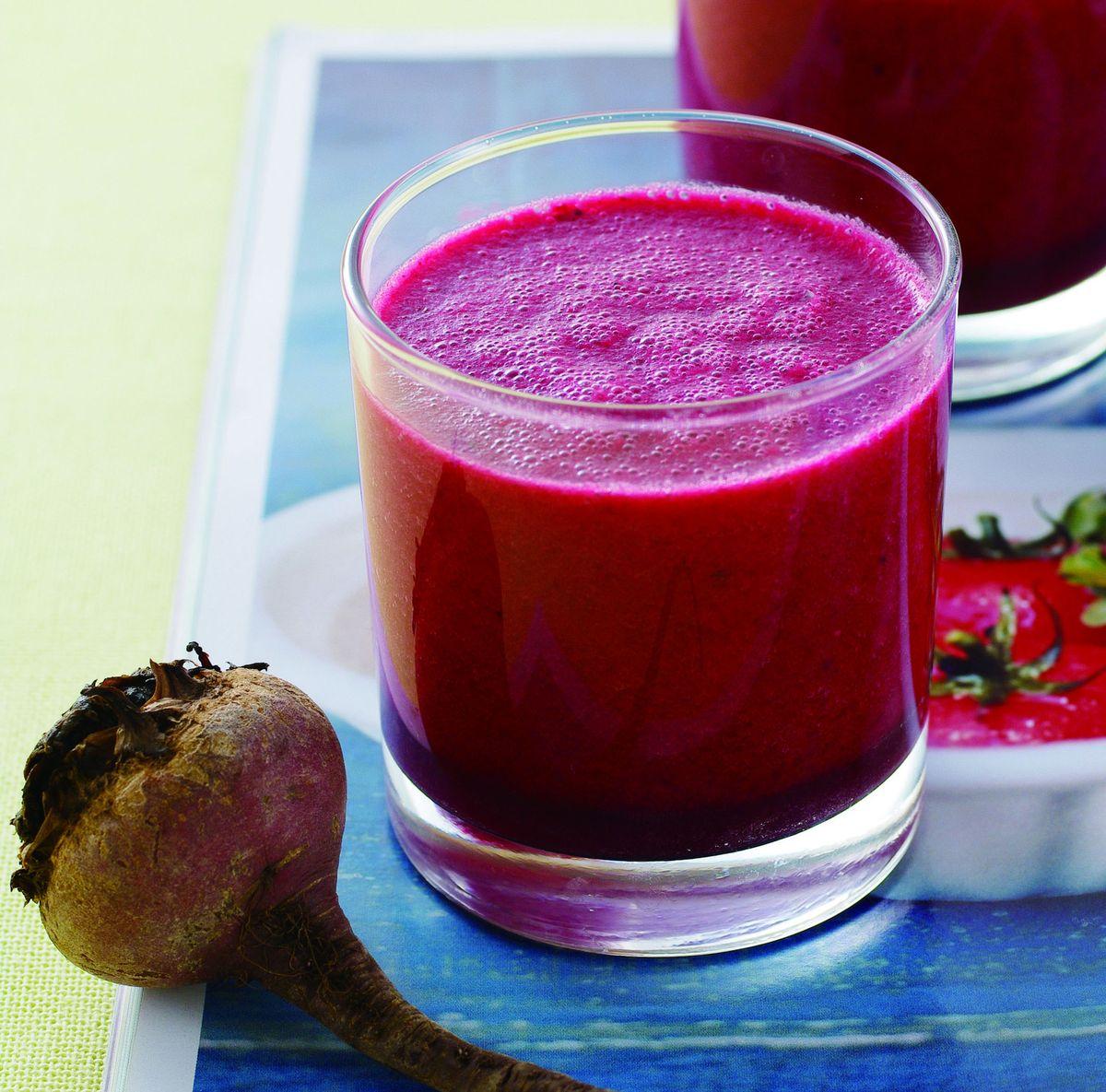 食譜:豆苗甜菜根蔬果汁
