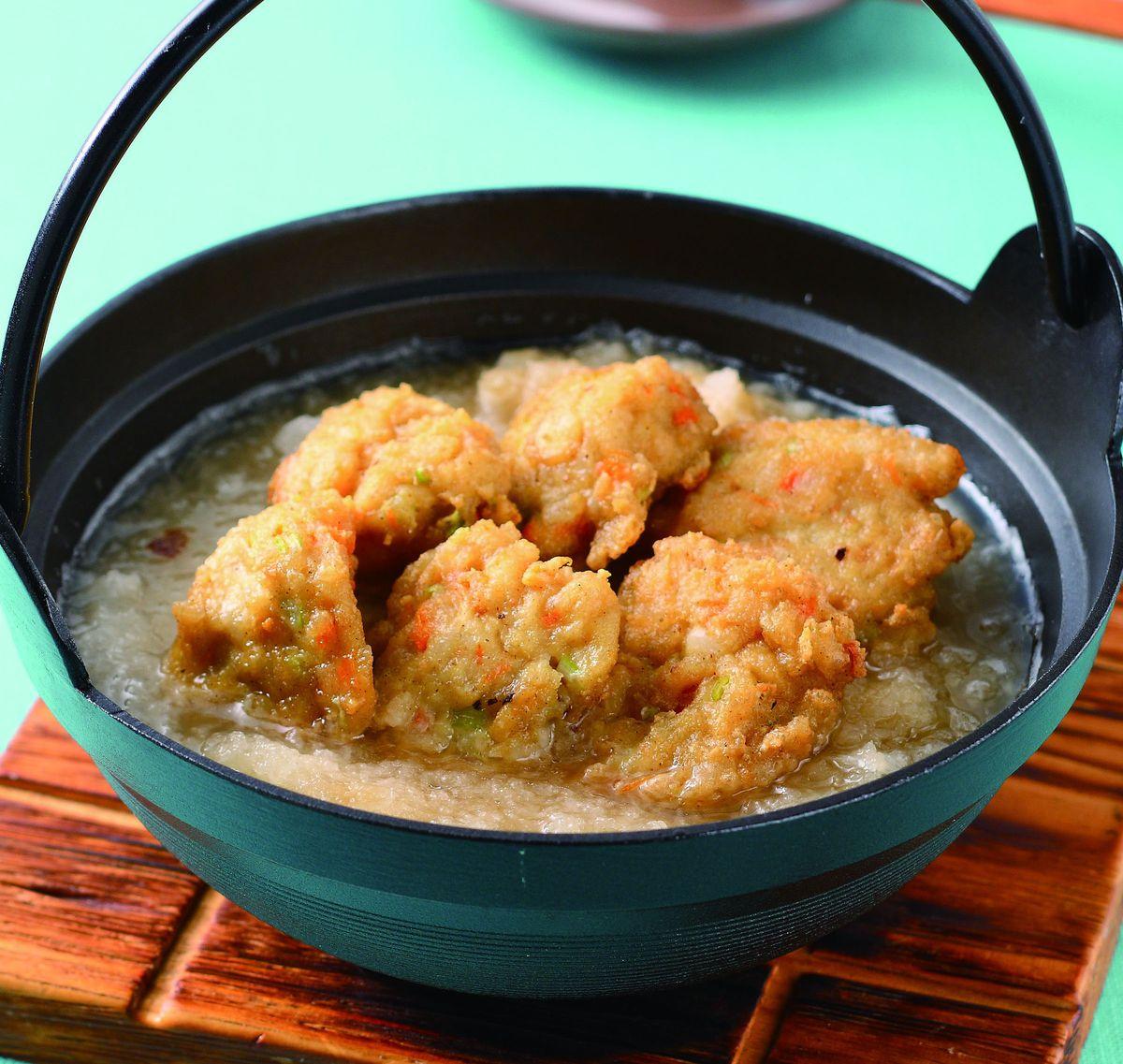 食譜:炸雞塊雪泥煮