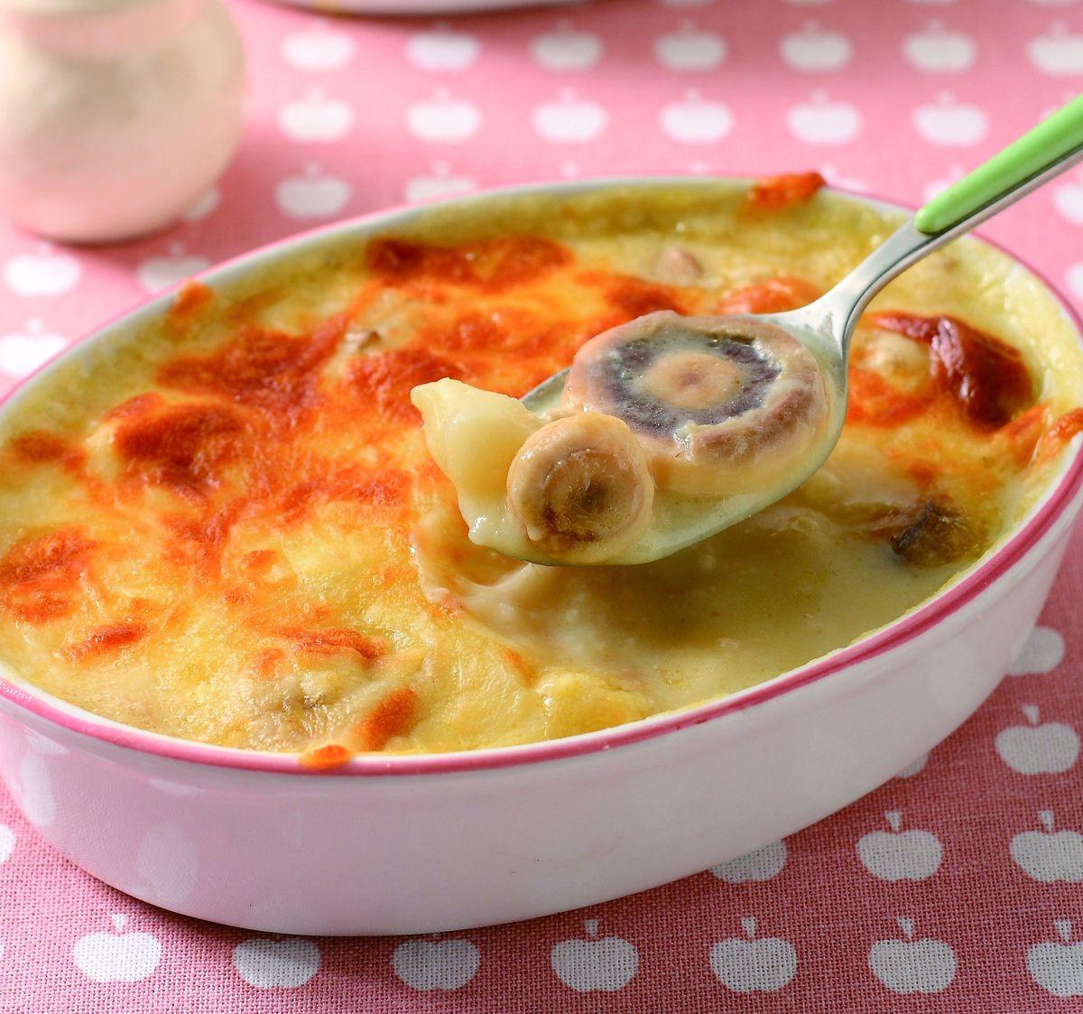 食譜:焗烤蘑菇(1)