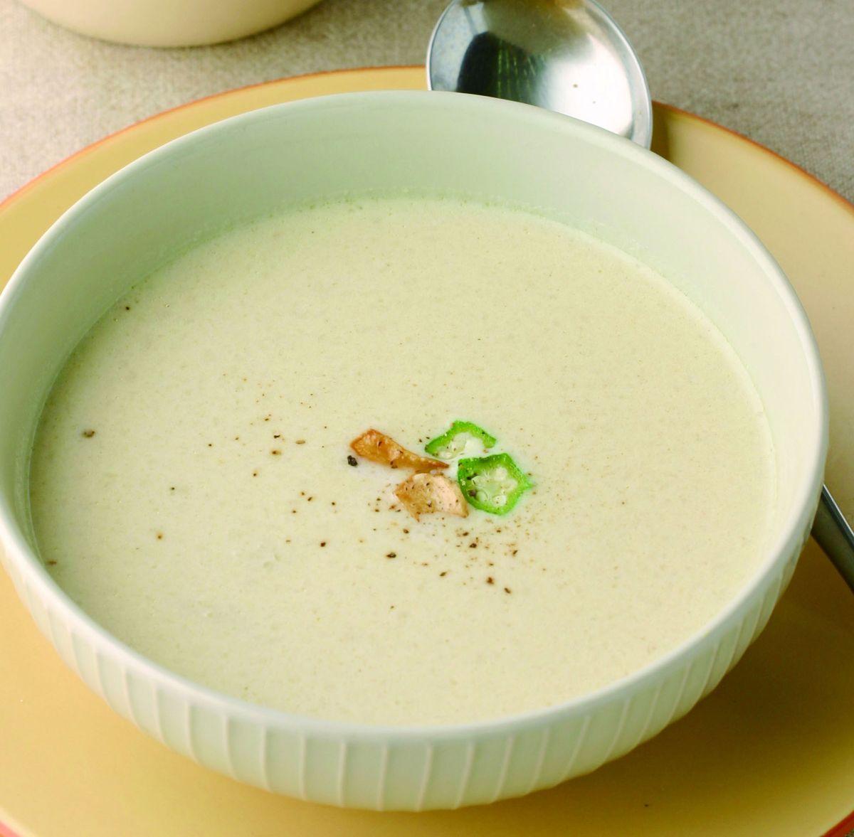 食譜:花椰濃湯