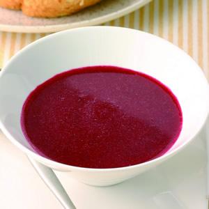甜菜根冷湯