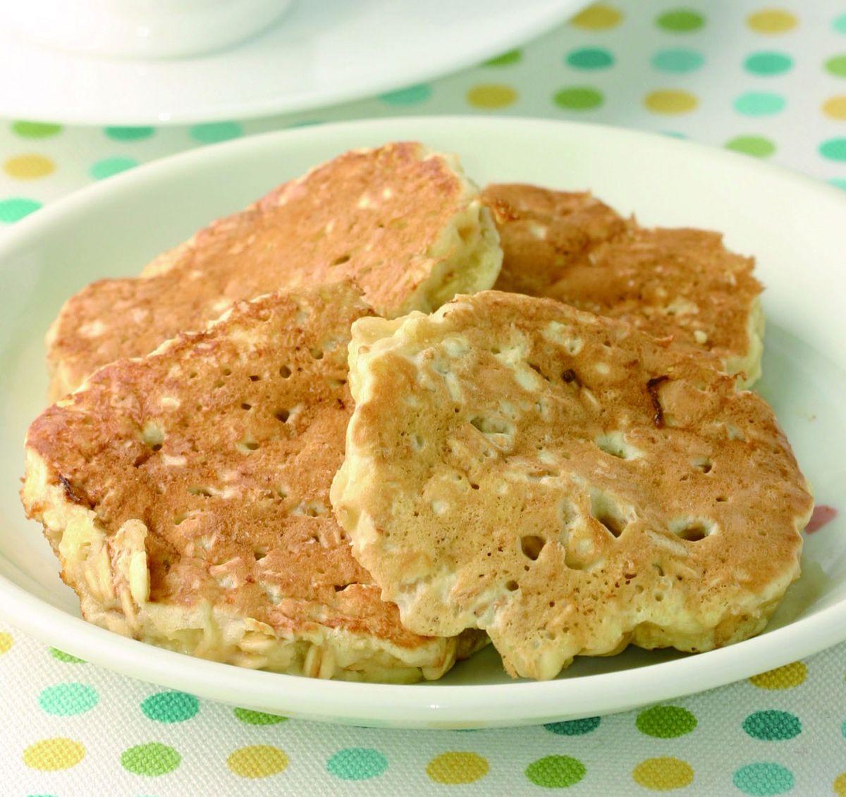 食譜:豆漿燕麥餅