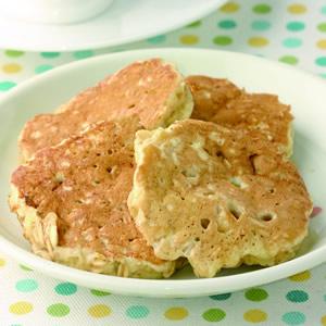 豆漿燕麥餅