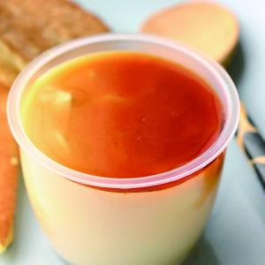 豆漿雞蛋布丁