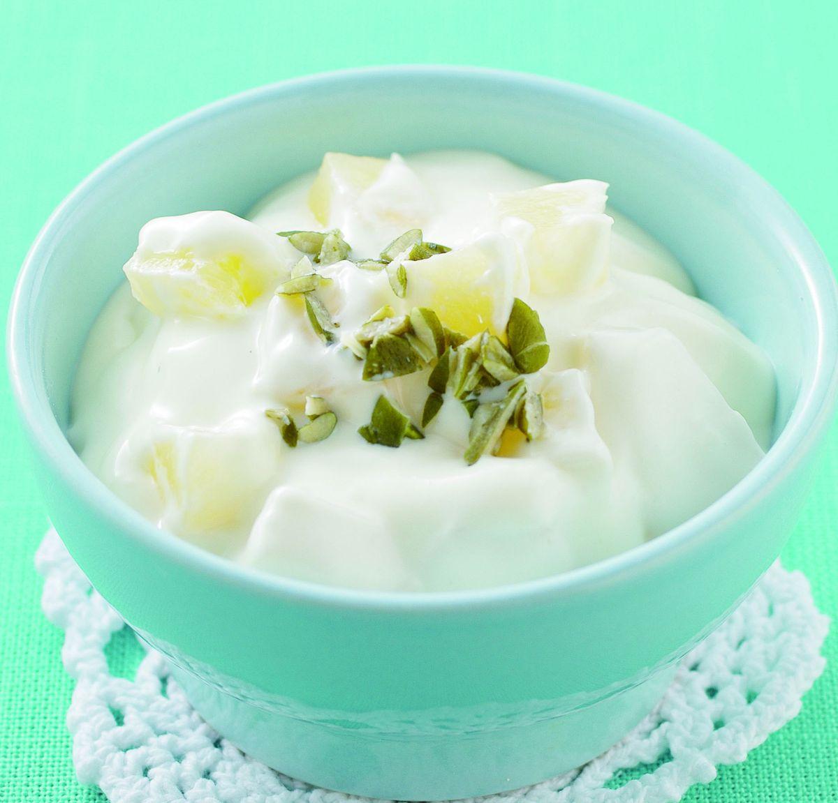 食譜:鳳梨南瓜籽風味醬