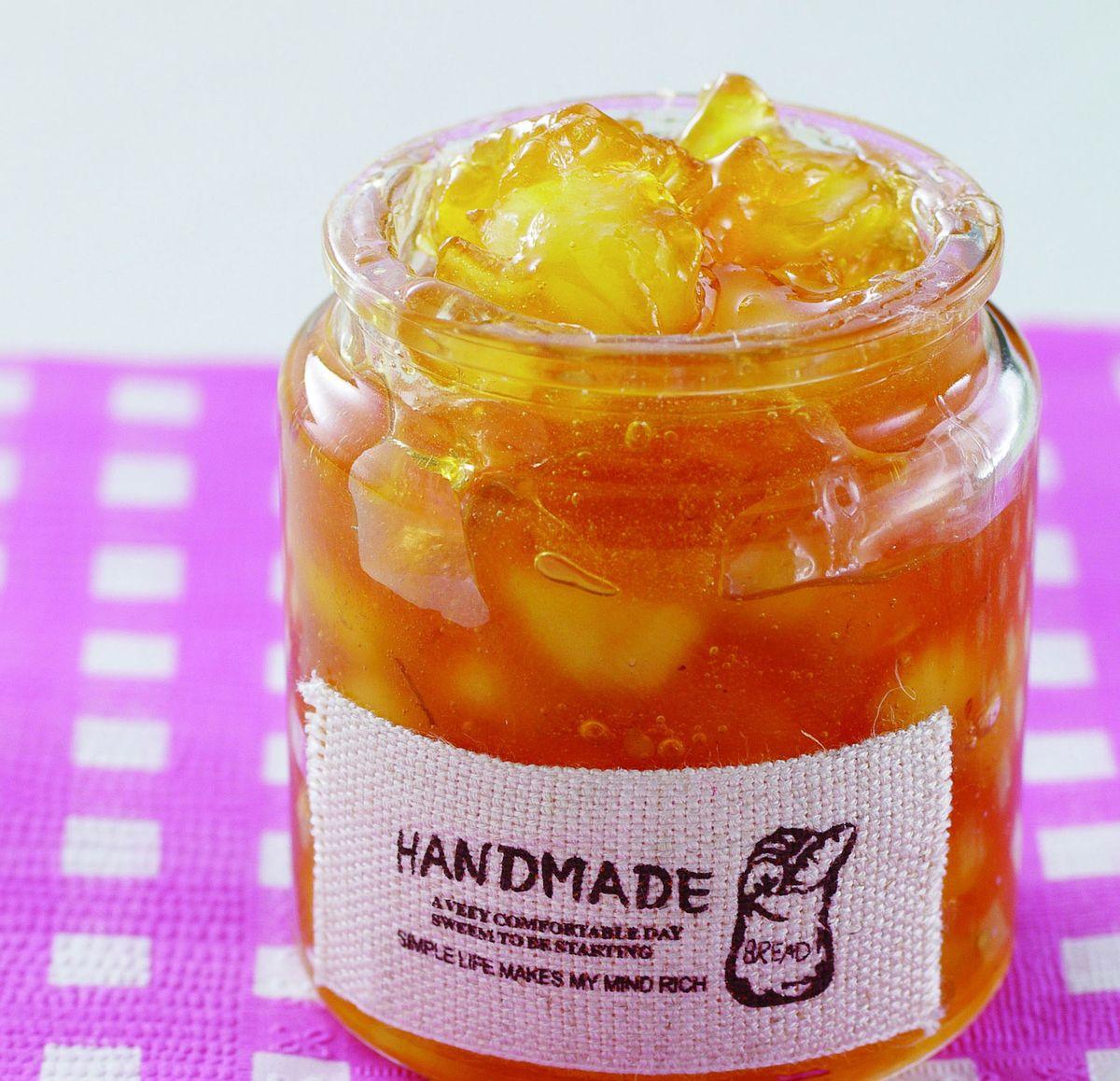 食譜:蘋果果醬