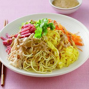 中式傳統涼麵