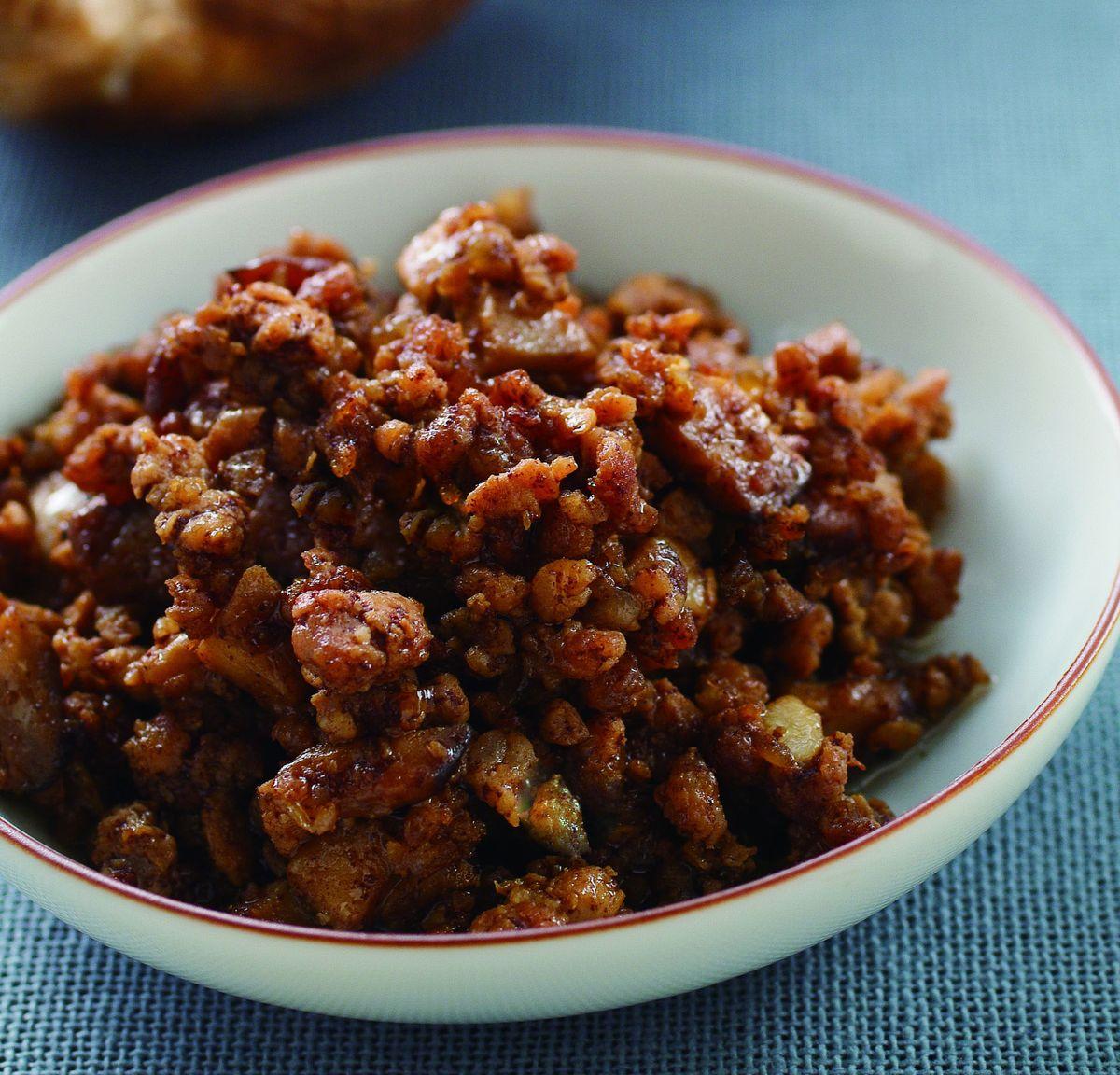食譜:肉燥醬