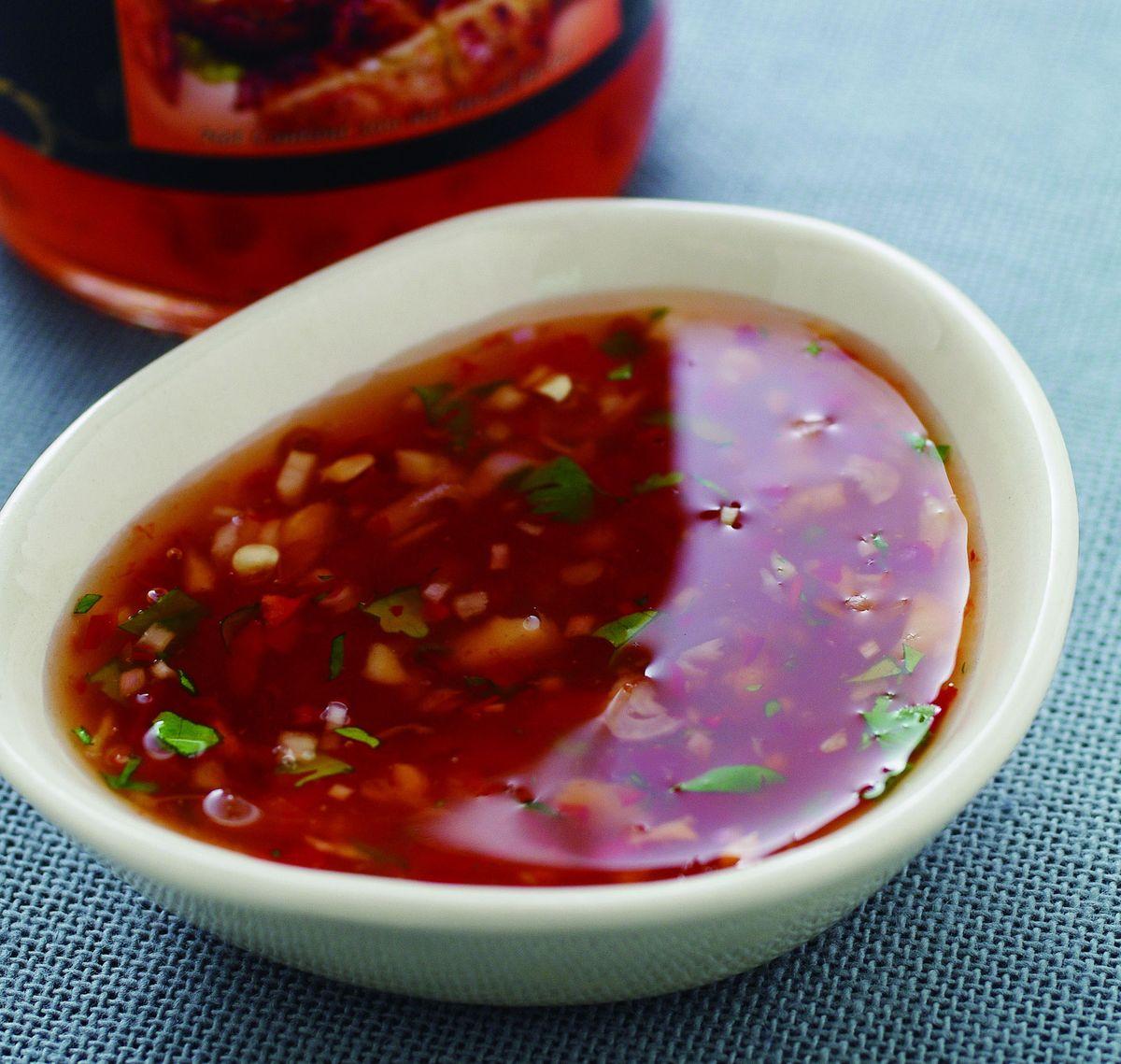 食譜:泰式醬汁
