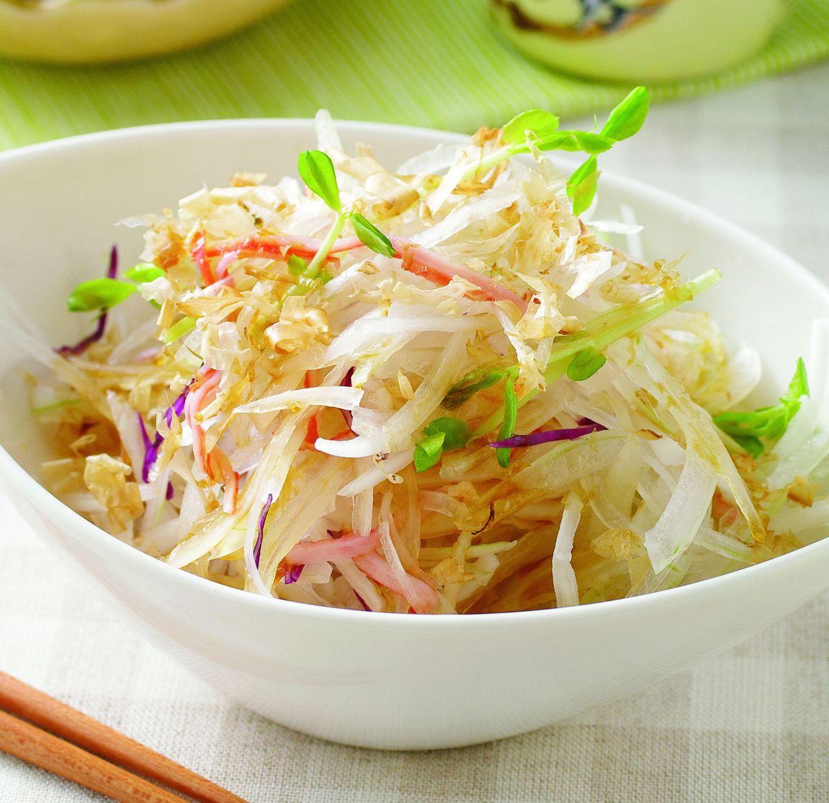 食譜:涼拌鮮美洋蔥(1)