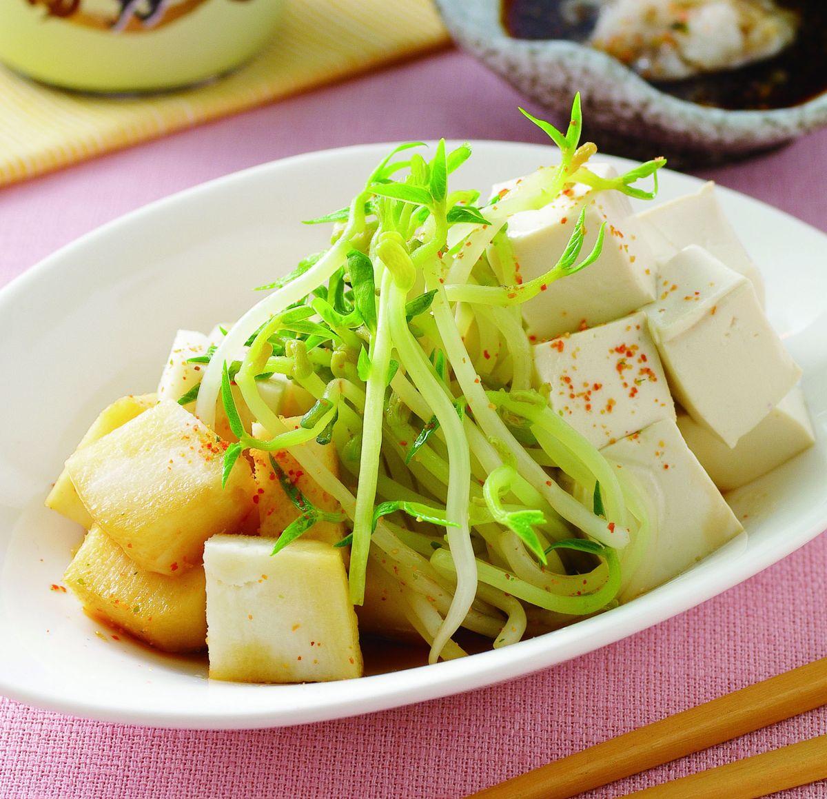 食譜:鮮嫩三味佐辣蘿蔔泥