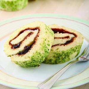 海苔果醬蛋糕捲