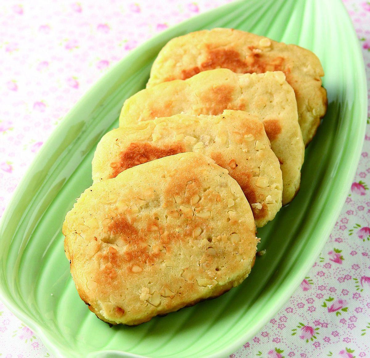 食譜:奶油餅乾