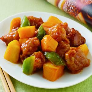 芒果咕咾肉