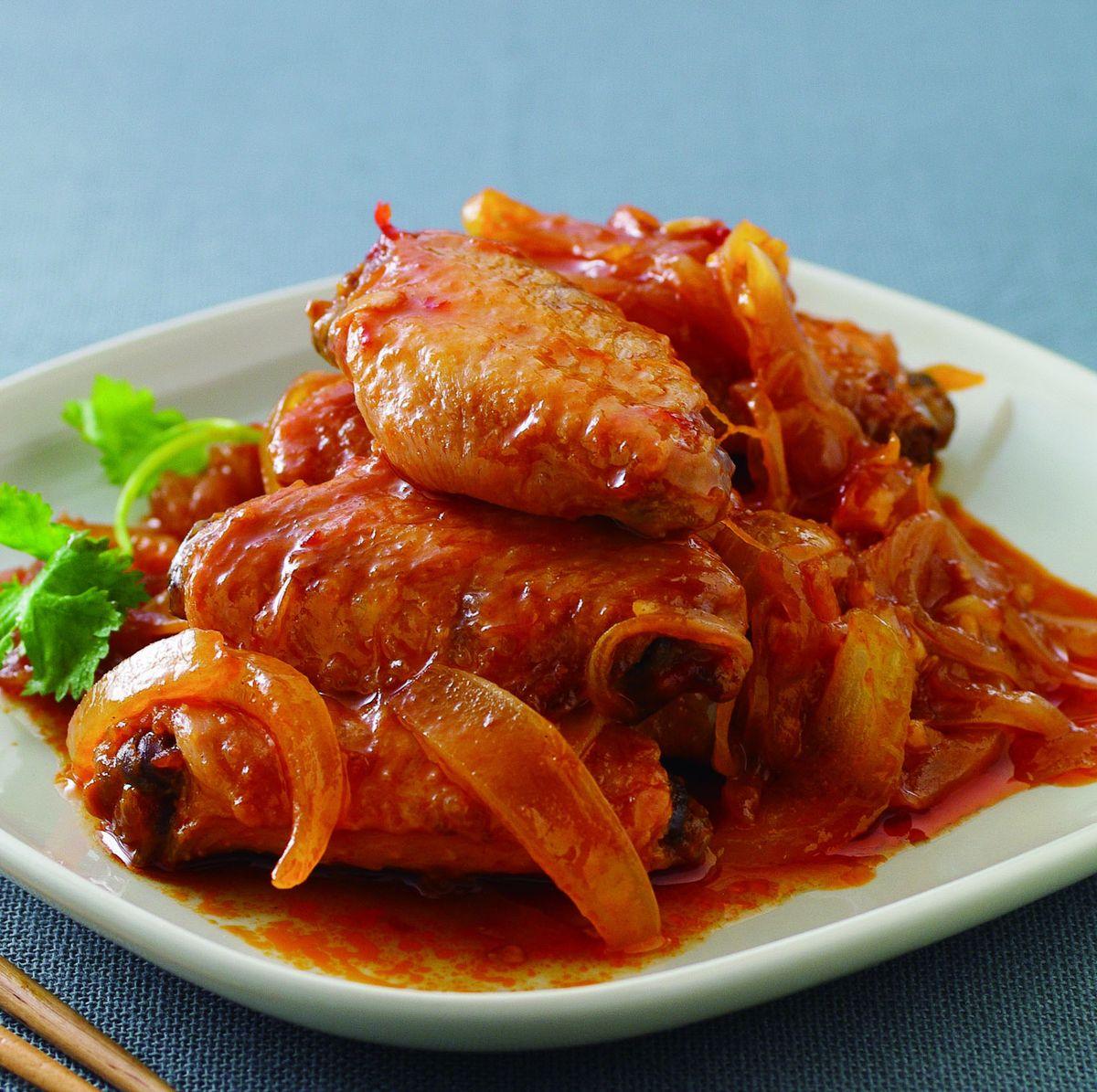 食譜:茄辣雞翅