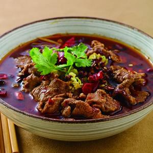 水煮牛肉(2)