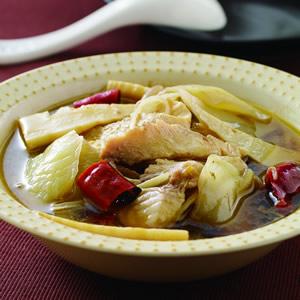 酸菜水煮魚
