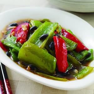 豆豉青紅椒