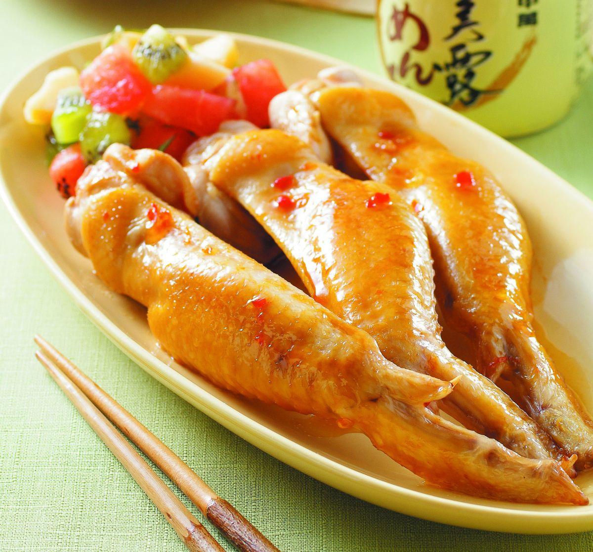 食譜:泰式酸辣烤雞翅