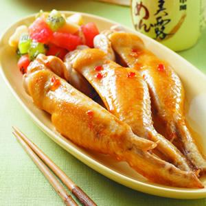 泰式酸辣烤雞翅