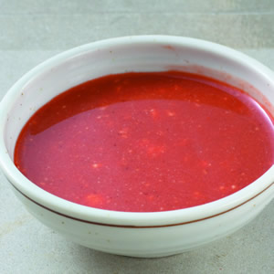 紅糟腐乳醬汁