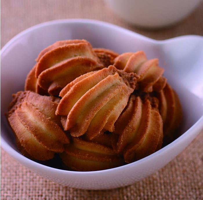 食譜:貝殼小西餅