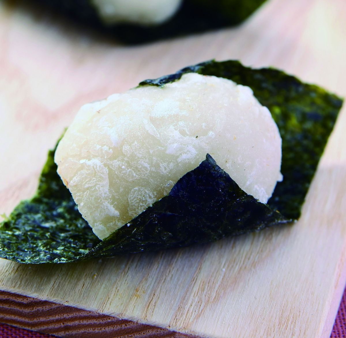 食譜:旗魚酥麻糬丸