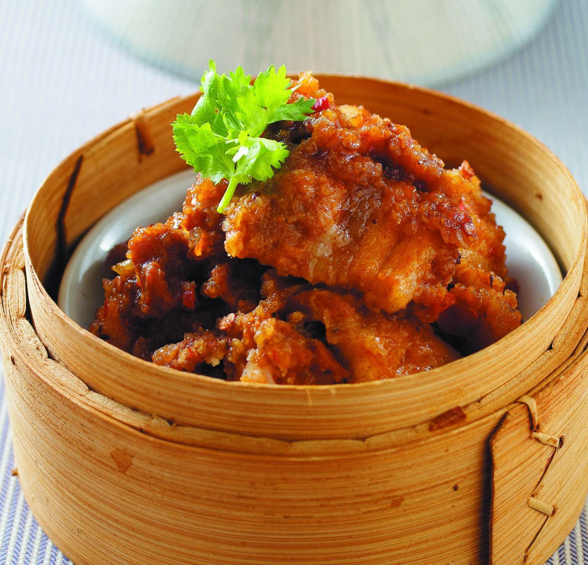 食譜:粉蒸肉(4)