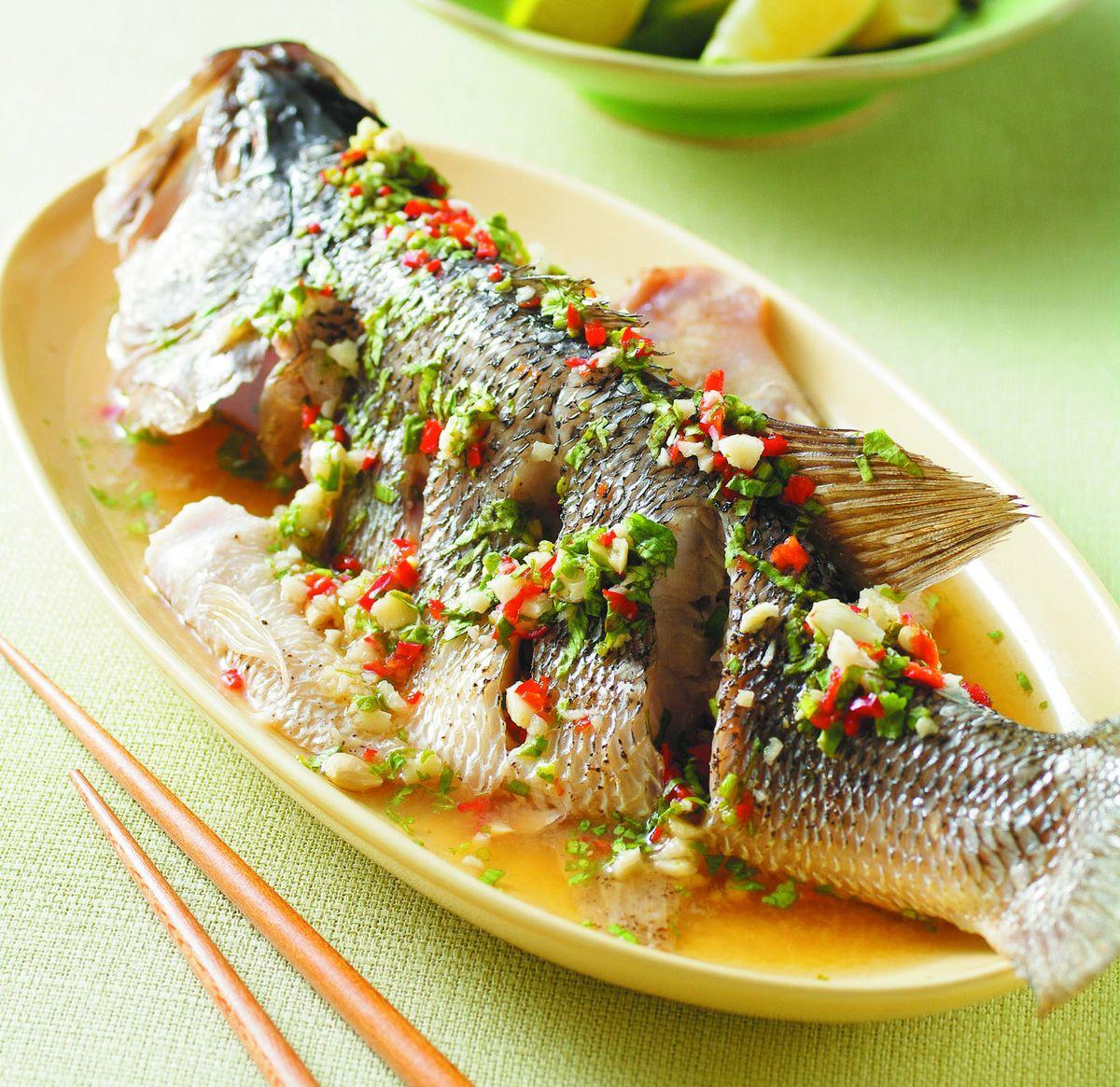 食譜:泰式檸檬魚(4)