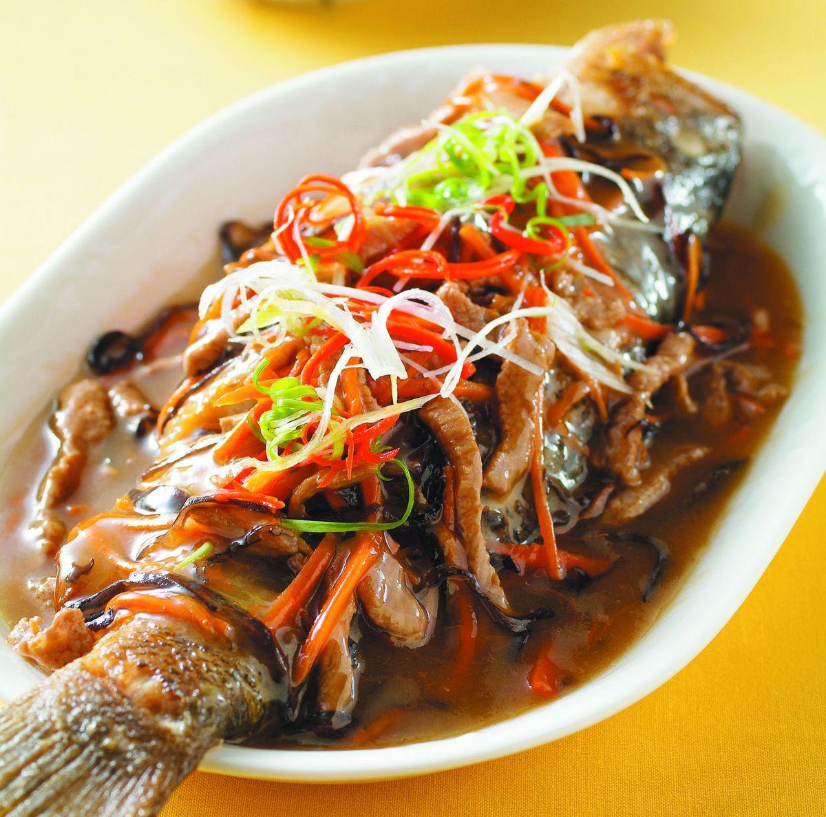 食譜:五柳魚(2)