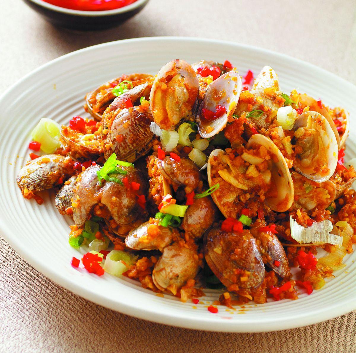 食譜:豆酥海瓜子
