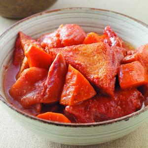 紅麴豬腳鍋