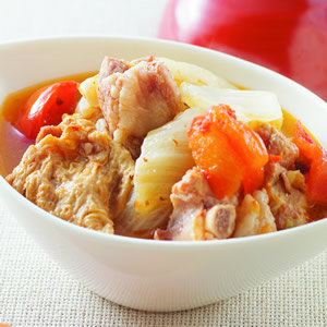 什錦大鍋煮