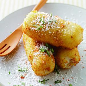 培根馬鈴薯炸椰子絲