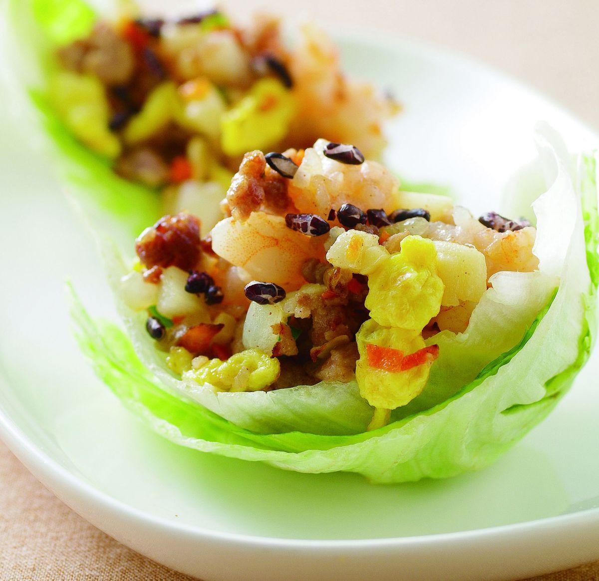 食譜:米香蝦鬆