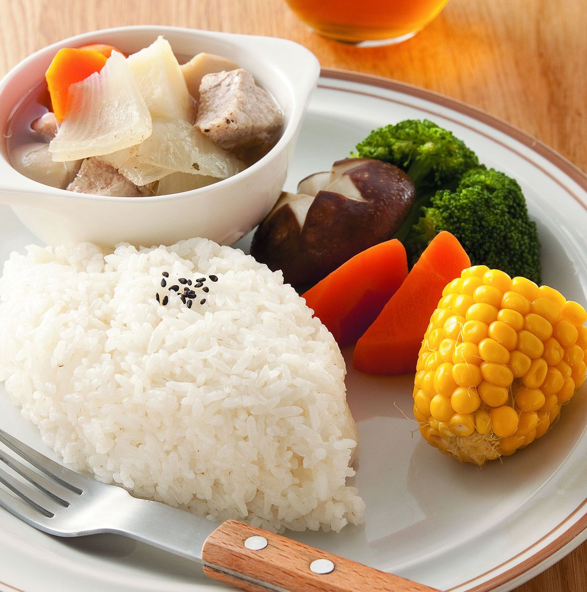 食譜:馬鈴薯燉肉個人套餐