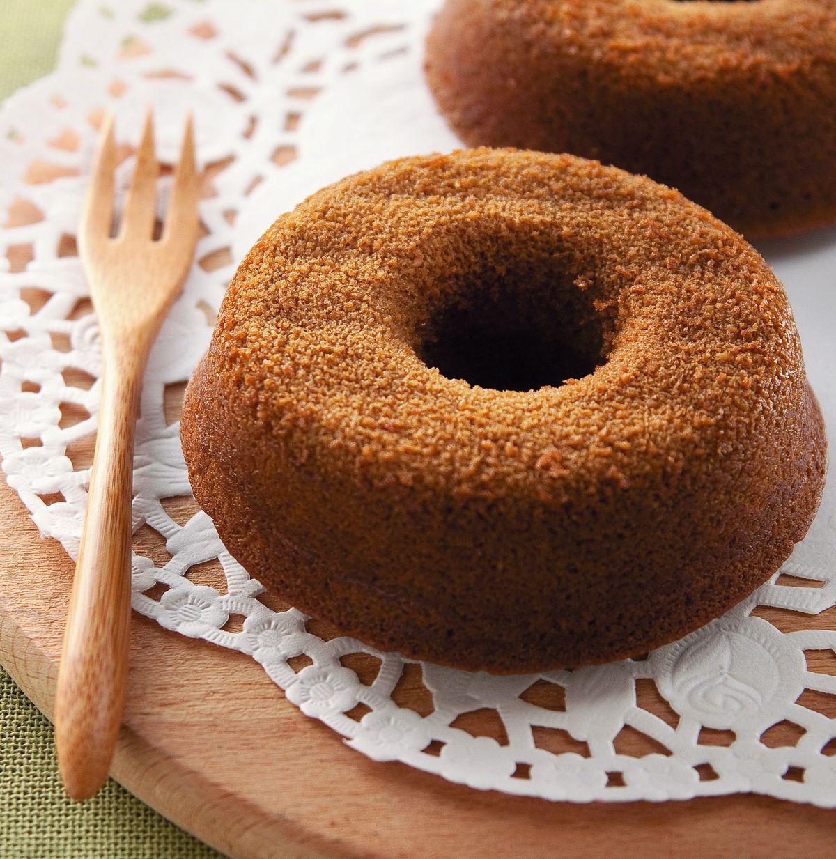 食譜:黑糖甜甜圈