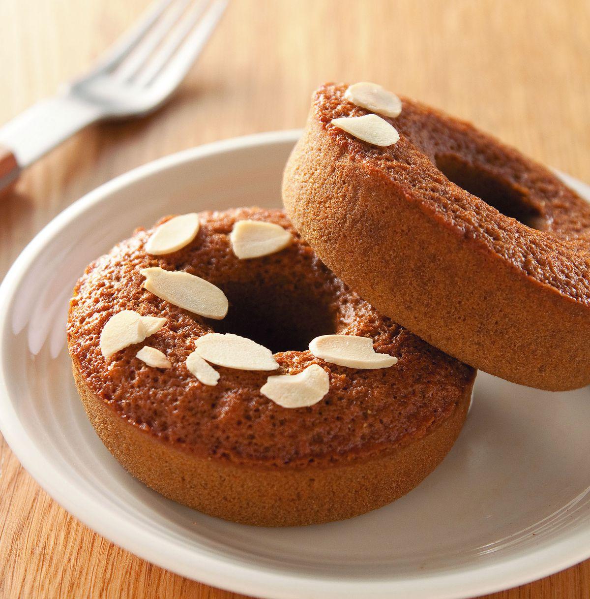 食譜:咖啡甜甜圈