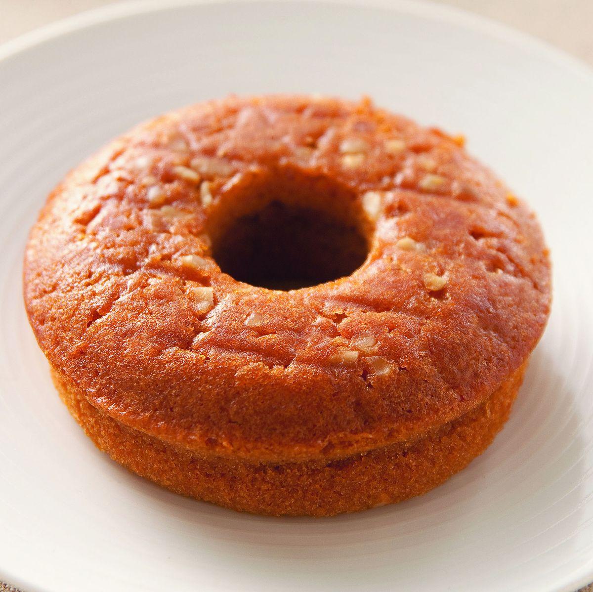 食譜:牛奶焦糖甜甜圈