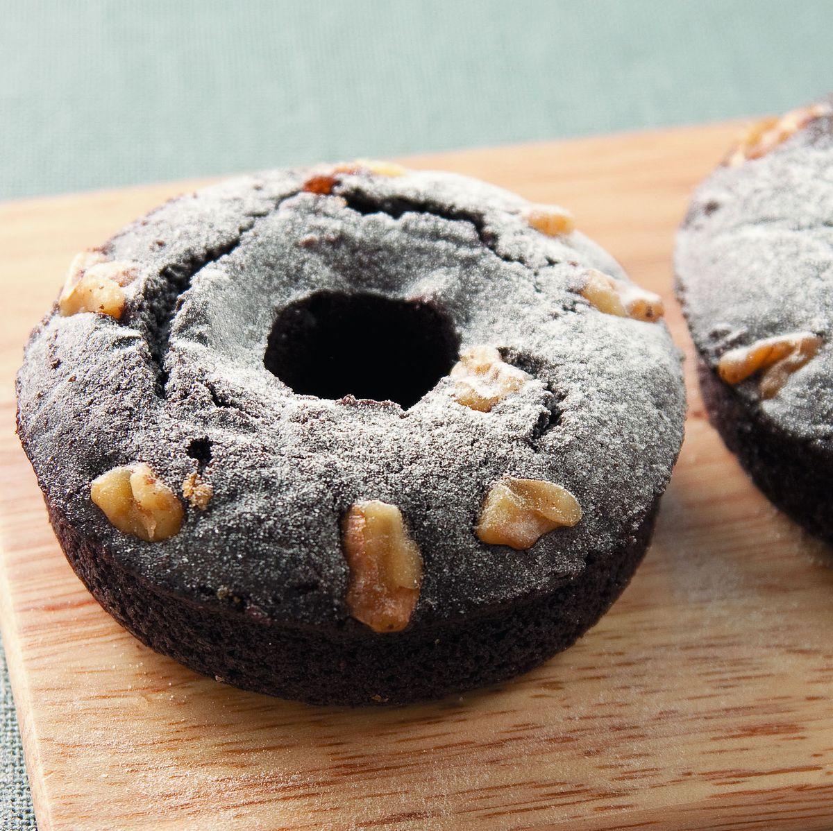 食譜:巧克力甜甜圈(1)