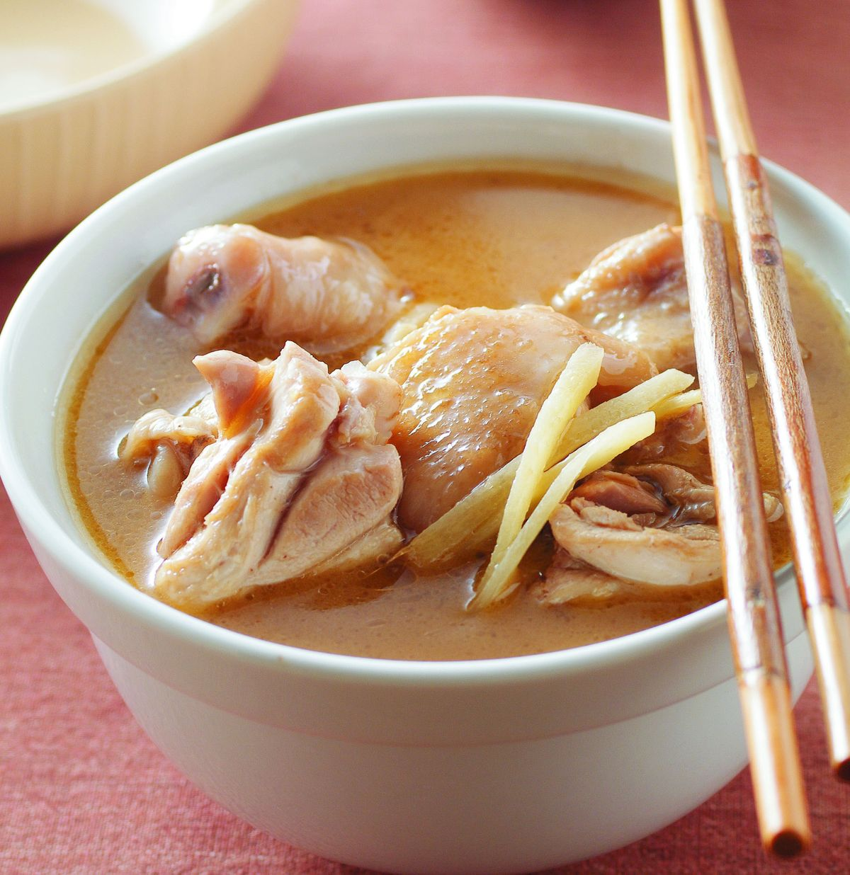 食譜:麻油雞(13)