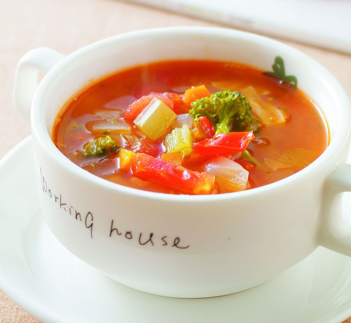 食譜:什錦蔬菜湯(1)
