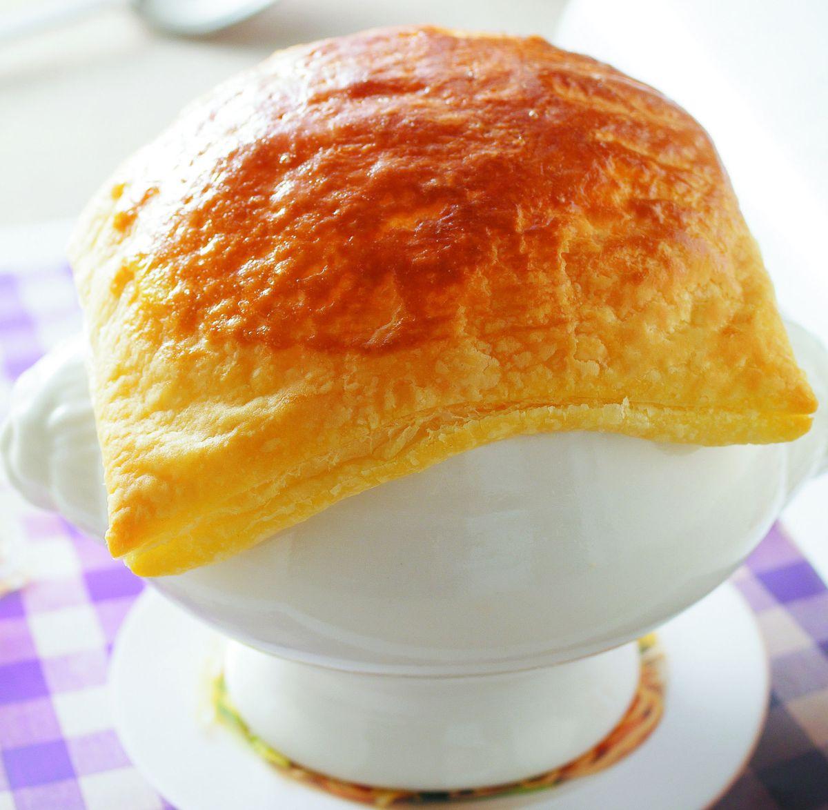 食譜:酥皮濃湯(3)