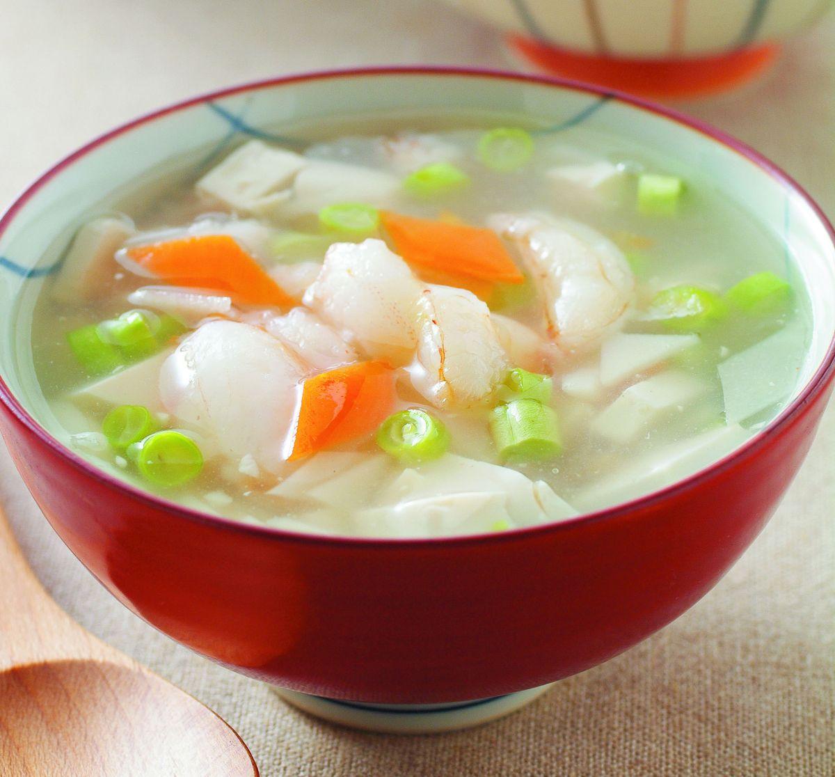 食譜:蟹肉豆腐羹(2)